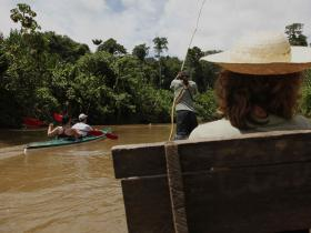 Ecofriendly operations, Amazon River Explorations