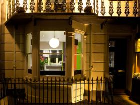 Brighton B&B in Kemptown, England