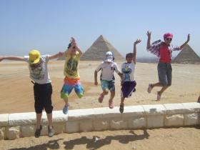 Egypt family adventure holiday