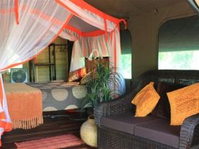Zambia camping accommodation