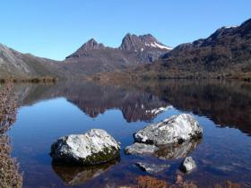 Cradle Mountain day tour in Tasmania, Australia