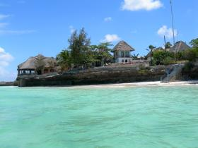 Zanzibar beach bungalows and hotel