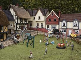 The Village Green at Bekonscot