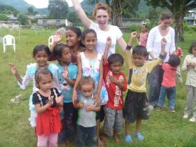 Volunteer and teach at an orphanage in Nepal