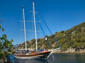 Archaeological cruise sailing holiday in Turkey