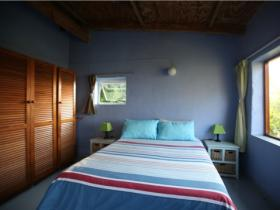An example of a Sea View Cottage double room