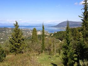 Lefkada walking holiday in Greece