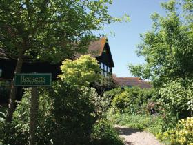 Bed and Breakfast in the High Weald, England