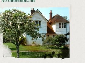 Burley self catering cottage, New Forest, England