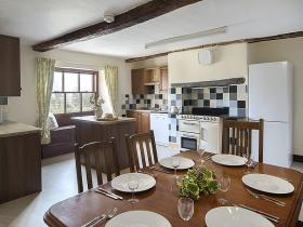High quality kitchens with underfloor heating
