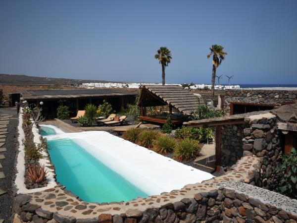 Lanzarote eco barn accommodation, Canary Islands