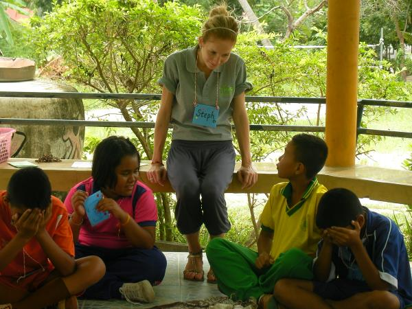 Teaching English in Southern Thailand