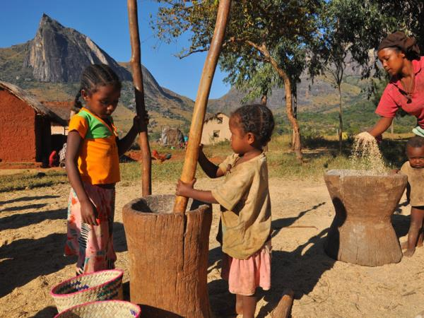 Southern Madagascar family holiday, wild country & whales