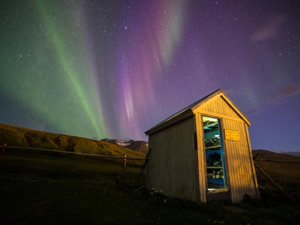 Iceland Northern Lights holiday