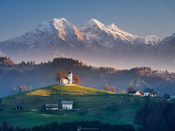 Slovenia photography holiday
