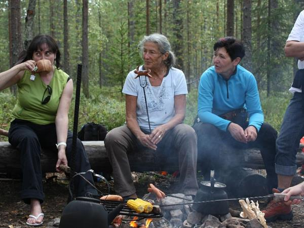 Small group holiday to Finland