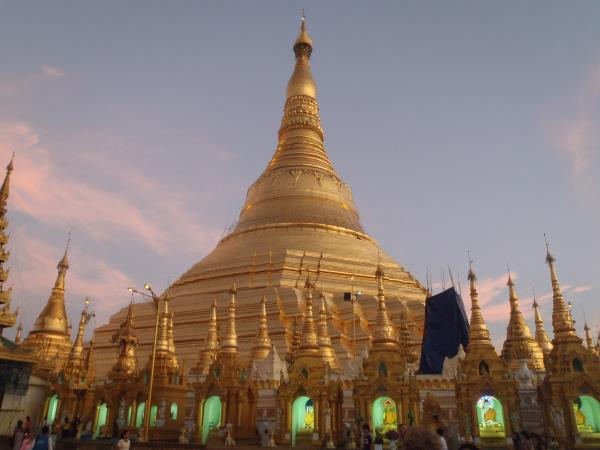 Burma family cultural & adventure holiday