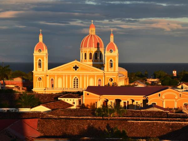 Family holiday in Nicaragua
