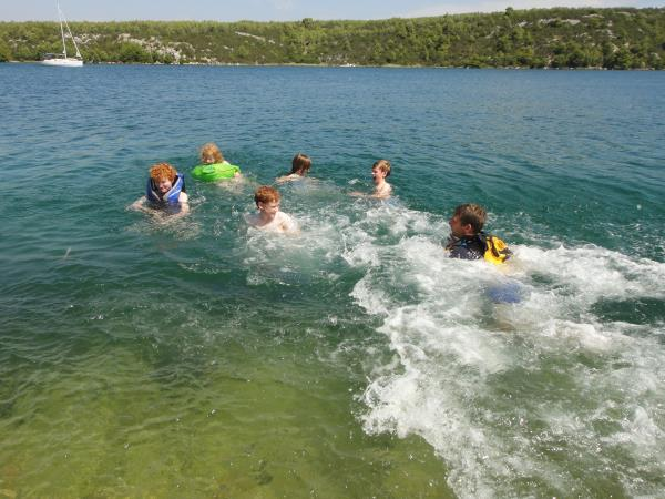 Croatia adventure holiday for families