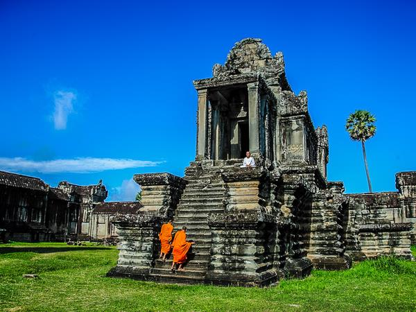 Angkor Temples short break photography tours, Cambodia