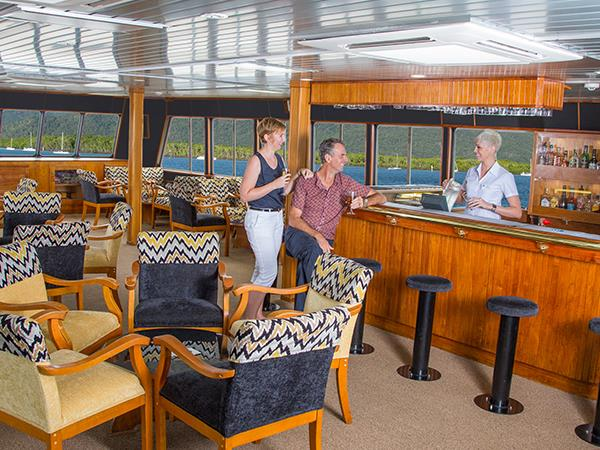 Great Barrier Reef cruise in Australia