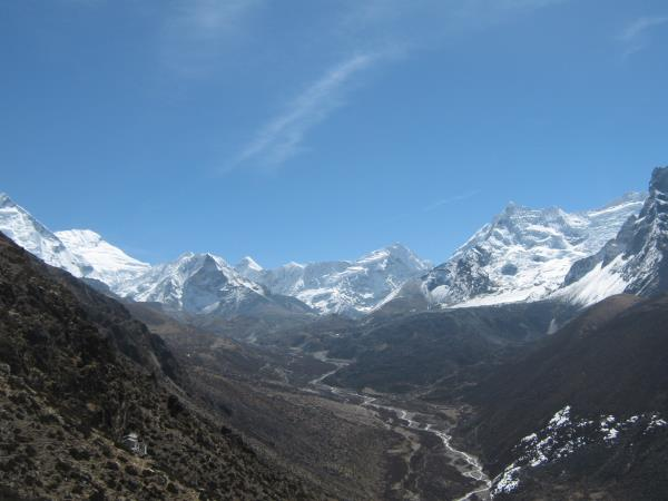 Everest Base Camp & Gokyo trekking holiday, Nepal