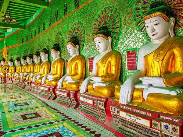Burma small group tours