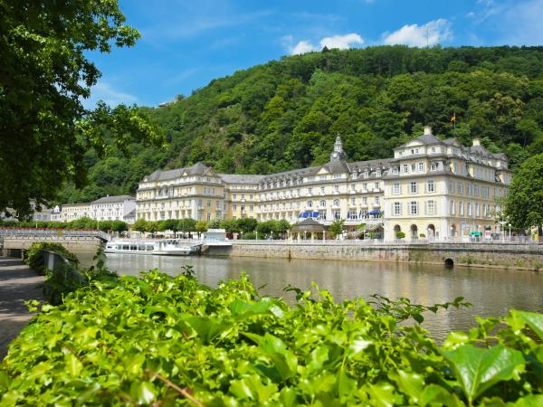Bad Ems hiking and wellness holiday in Germany