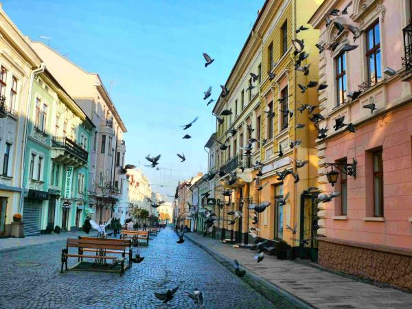 Belarus, Ukraine and Moldova holidays