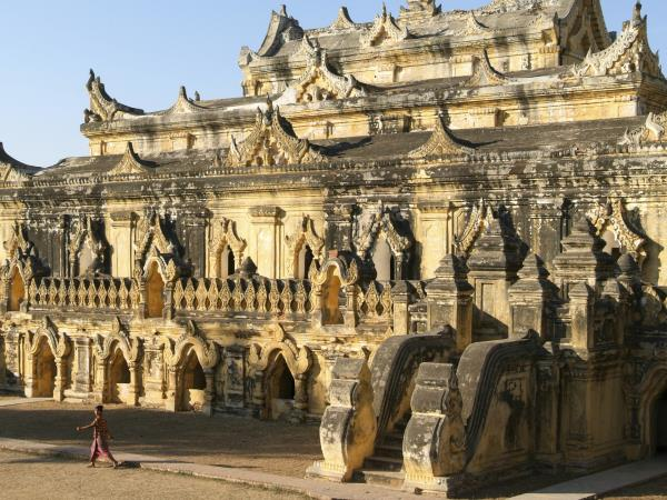 Classic Myanmar holiday, tailor made