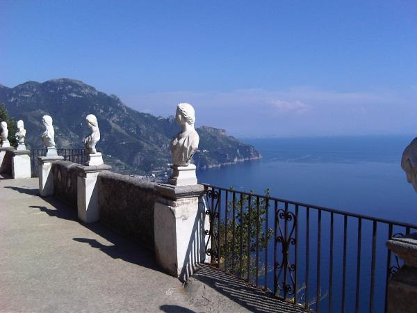 Amalfi Coast self guided walking holiday