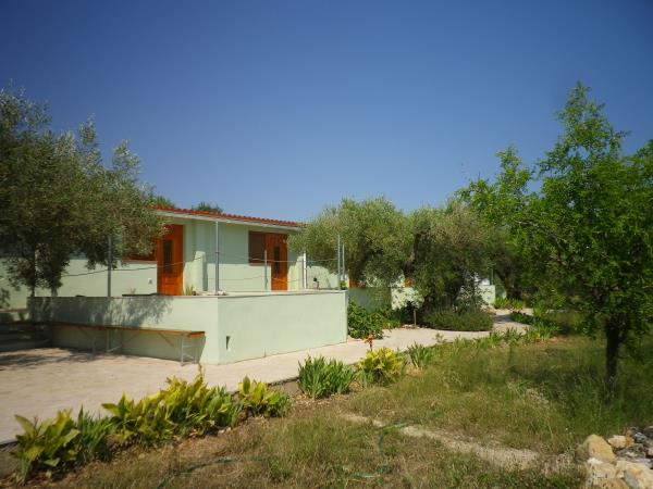 Catalonia self catering lodge near the Ebre Delta, Spain