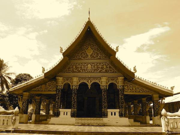 Laos 7 day tour, nature & meditation