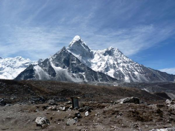 Everest base camp trek in Nepal
