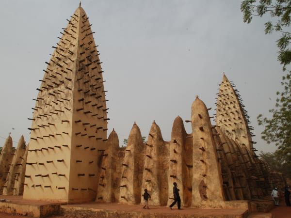 Burkina Faso small group tour