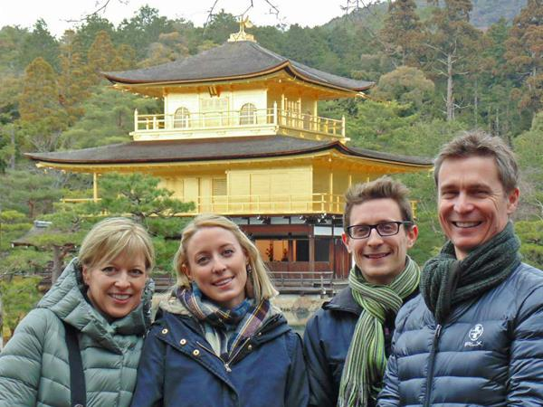 Japan golden route holiday