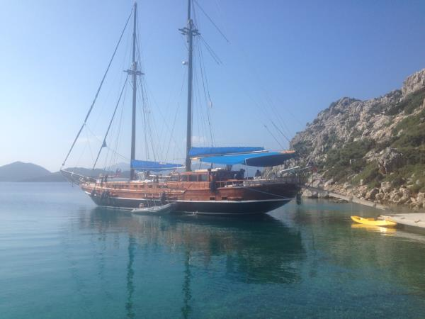 Yoga Cruise in Montenegro