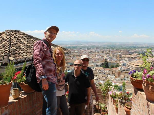 Learn Spanish in Granada, Spain