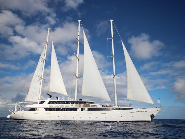 Luxury yacht cruise in the Adriatic