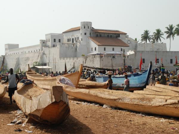 Ghana, Togo and Benin holiday, gold and magic