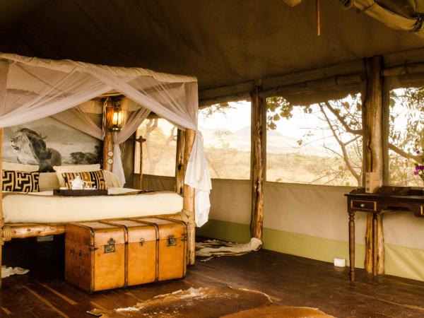 Kenya luxury safari holiday