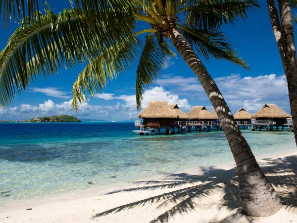 Bora Bora holiday and LA stopover