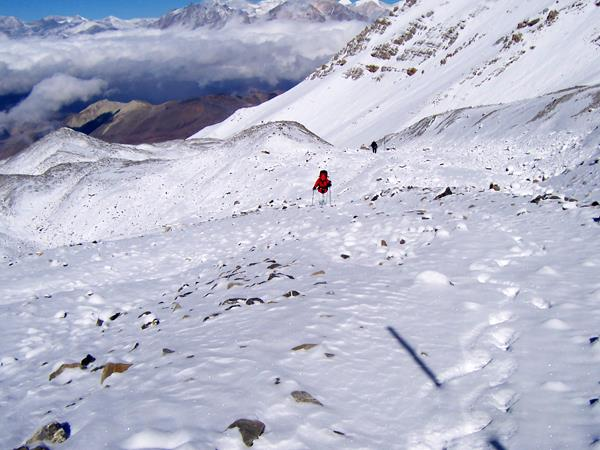 Annapurna base camp trek, Nepal