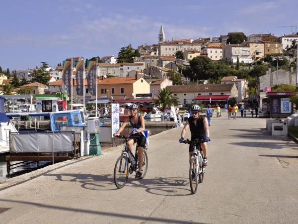 Croatia self guided cycling holiday, Istrian Peninsula
