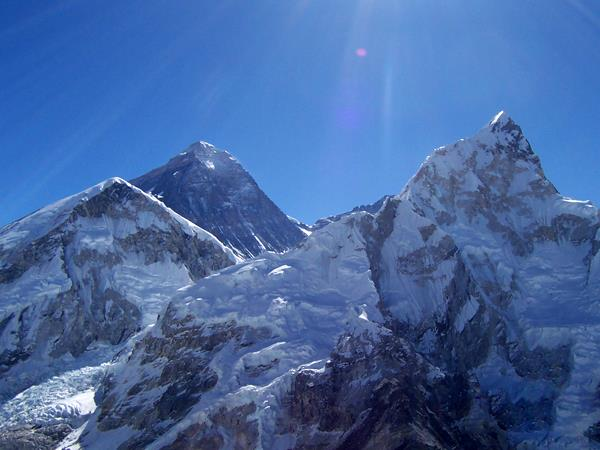 Everest Base Camp trekking holiday, Nepal