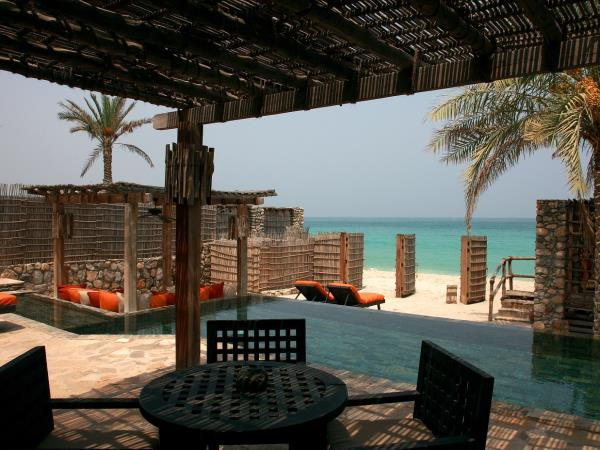 Oman & Dubai holiday, Six Senses Zighy Bay