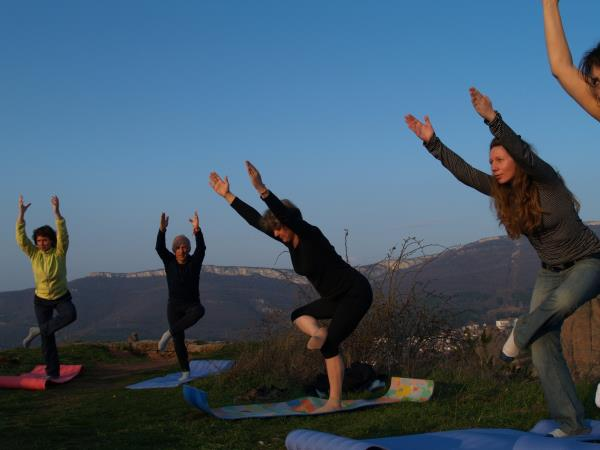 Yoga and walking holiday in Bulgaria