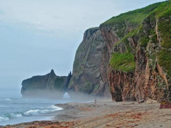 Primorye holiday in the far east of Russia