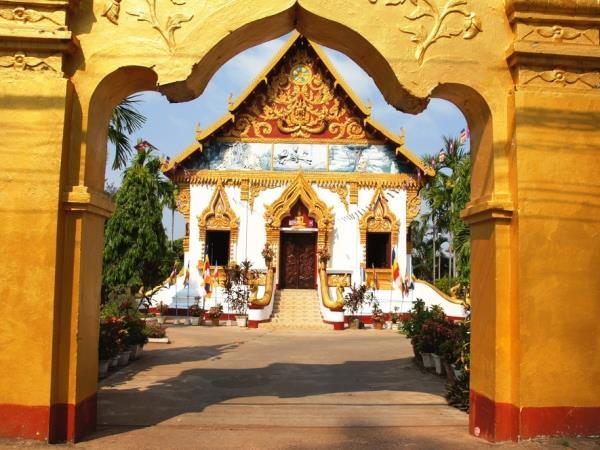 Laos holiday, cultural tour