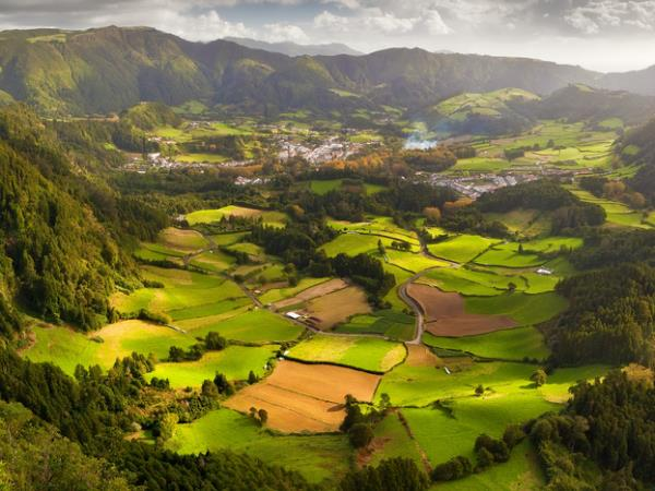 Azores small group tour